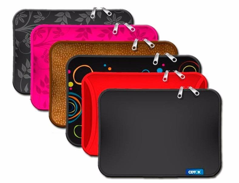 Fundas porta laptop con cierre anti golpes lavables 14 y 16 - Notebook con porta parallela ...